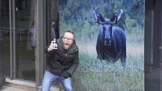 Now THIS is how to take safer selfies  #BeSafie #Norway #Travel