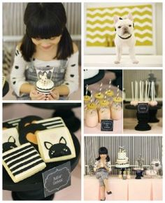 Princess & A Pup themed birthday party via Kara's Party Ideas KarasPartyIdeas.com   #princessandapupparty (2)