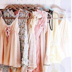 <3 pastel. Summer. Flowy. Dresses