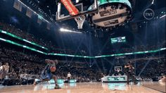 All Star Slam Dunk Contest.  The 540! Oladipo gets a 50  Bleacher Report   Sports. Highlights. News. Now.