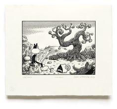 Jim Woodring - The Tree