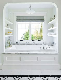 FY, Awesome Houses! - Beautiful White Bathrooms