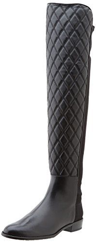 Stuart Weitzman Women's Quiltboot Over-the-Knee Boot, Black, 5 M US Stuart Weitzman http://www.amazon.com/dp/B005APZ2PS/ref=cm_sw_r_pi_dp_PBZhub1PYSTW0