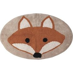 Mainstays Kids Woodland Creatures Tufted Rug: New with tags, cute x colorful fox rug. Woodland Creatures Nursery, Woodland Room, Woodland Animals, Woodland Themed Nursery, Woodland House, Woodland Hills, Woodland Baby, Forest Animals, Bathroom Kids