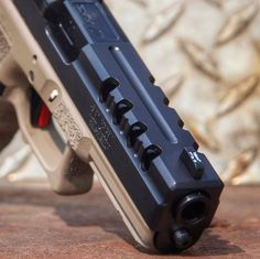 What's your firearm look like? With many high temp cerakotes available, not only can you reduce the heat of your part, but make them look… Ceramic Coating, Firearms, Hand Guns, Ceramics, Canning, Ceramica, Pistols, Pottery, Weapons