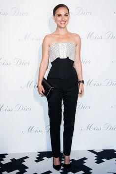 Natalie Portman Style, Estilo Natalie Portman, Natalie Portman Dior, Miss Dior, Christian Dior Couture, Christian Siriano, Celebrity Dresses, Celebrity Style, Celebrity Closets