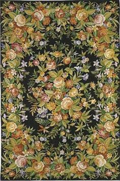 it's a great pity I'm not rich beacuse I really like this rug...but for $1995 for an 8' x 10' rug, sighh...