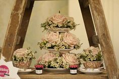 The Midlands Vintage Chic Wedding Fair {Our Stand}