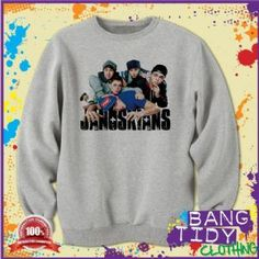 The Janoskians Just Another Name of Silly Kids Australian prankster Sweatshirt  Our Price: £19.97