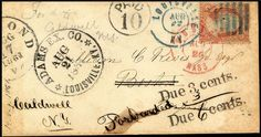 Genealogy's Star: Find Your Ancestors in Post Office Records