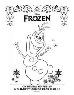 Frozen Stickers Disney Dentist