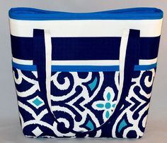 Santorini Tote Bag by LaCartera on Etsy, $45.00