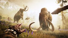 Ubisoft brings gamers another Far Cry title but this one takes place in the stone age. Far Cry Primal puts you in a large, open world full of primal animals Far Cry 4, Far Cry Game, Far Cry Primal, Video Game Trailer, Video Game News, News Games, Pc Games, Trailer Song, Card Games