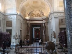 I Want a European King Bed: The Vatican Museums-Tapesties