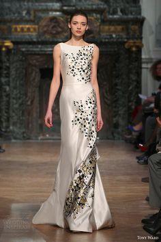 Tony Ward Spring 2014 Couture Collection | Wedding Inspirasi