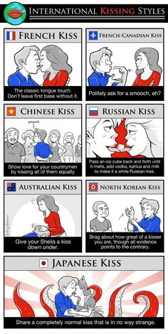 Sick of French kissing? Why not try the French-Canadian kiss Kahlua And Milk, Learning French For Kids, French Kiss, Fun Comics, Stupid Memes, Learn French, Funny Relatable Memes, Humor, Jokes