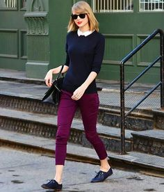 Perfect everyday outfit. I need these pants!