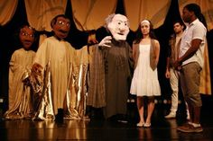 Mainstage Productions: A Midsummer Night's Dream, 2010