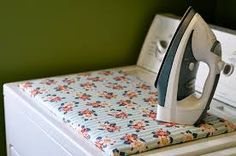 diy ironing boards for craft table top