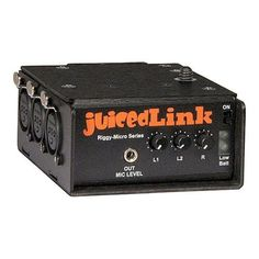 JuicedLink Riggy Micro Low-Noise Preamp ** Click image to review more details.