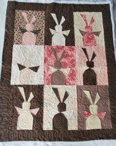 Bunny Trail by Buggy Barn