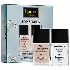 butter LONDON - Top & Tails