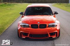 BMW 1M Coupe by Precision Sport Industries