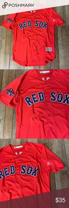 NEW Chris Sale Boston Red Sox World Series Jersey Perfect Condition Men s  Size Large Chris Sale 10bc099a2