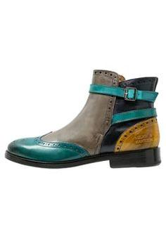 Melvin & Hamilton JESSY - Ankle boots - wood 5HWTV5K