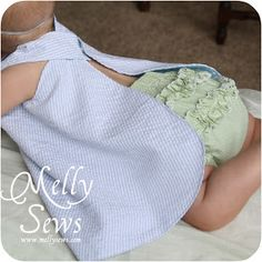 Keeping it Simple: Baby Bloomers {Melly Sews}