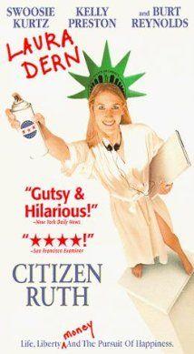 Citizen Ruth (1996) Poster