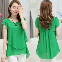 Blouse shiffon