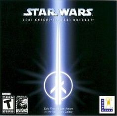 STAR WARS JEDI KNIGHT 2 (JEDI OUTCAST)