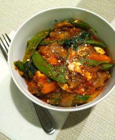 December 31-Marinara Vegetables