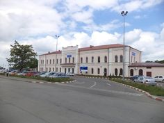 Botoşani (511)- Railway station - Romania
