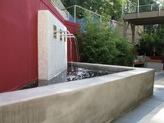 Red Walls, Oakland CA - modern - landscape - other metro - Shades Of Green Landscape Architecture