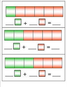 Printables Unifix Cubes Worksheets heres a nice set of unifix cube pattern cards repeating addition this is what they use in school