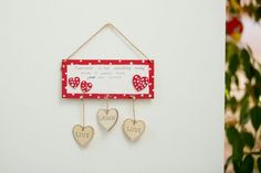 Www.handcraftedbyme.eu 3 heart Plaque. ......happiness Happiness, Christmas Ornaments, Holiday Decor, Heart, Happy, Ideas, Self, Bonheur, Christmas Jewelry
