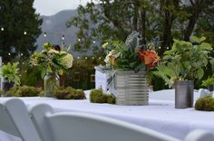 Wedding in the Gorge Cape Horn Estate Skamania, WA Vancouver WA Portland OR Gifford Florist #giffordkerr