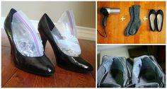 ¿Te has comprado unos preciosos zapatos pero no puedes usarlos por el tremendo dolor que te generan? ¡Aquí tienes 10 trucos!