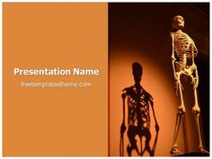 Get this #Free #Human #Skeleton #PowerPoint #Template with different slides for you upcoming #powerpoint #presentation. #Free #Human #Skeleton #ppt #template is easy to use and customize.