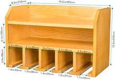Garage Organisation, Garage Tool Storage, Wall Organization, Old Wood Projects, Woodworking Projects Diy, Shop Storage, Diy Storage, Diy Workbench, Mobile Workbench
