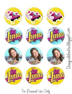 Read all of the posts by violetconfettidiy on violetconfetti Logo Soy Luna, Cumpleaños Soy Luna Ideas, Disney Channel Logo, Disney Go, Skate Party, Paper Fans, Alice, Son Luna, Logo Sticker