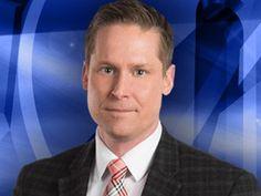 Reporter Ted Daniel