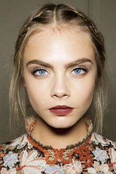 Cara Delevingne: this look is ♡