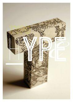 Image of Typographic Hype