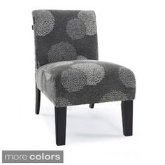 Deco Sunflower Accent Chair