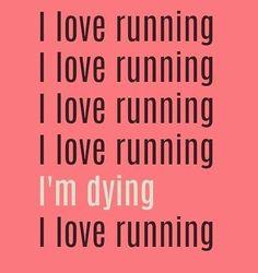 I love running. I love running. I love running. I love running. I'm dying. Xc Running, Running On Treadmill, Running Humor, Running Workouts, Running Tips, Running Plans, Running Style, Running Shirts, Running Training