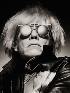Andy Warhol. Photo: Albert Watson.