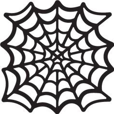 Free Spiderweb Doily Cutting File from SVGCuts #svgfiles #svgcuts